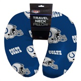 Indianapolis Colts Beaded Neck Pillow