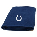 Indianapolis Colts NFL Applique Bath Towel