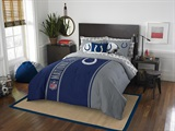 "Indianapolis Colts ""Soft & Cozy"" Full Comforter Set"