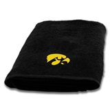 Iowa Applique Bath Towel