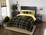 Iowa Full Comforter & Sham Set