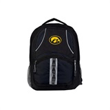 "Iowa Hawkeyes NCAA ""Captain"" Backpack"