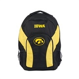 "Iowa Hawkeyes NCAA ""Draft Day"" Backpack"