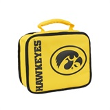 "Iowa Hawkeyes NCAA ""Sacked"" Lunch Cooler"