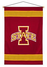 Iowa St Cyclones Sidelines Wallhanging