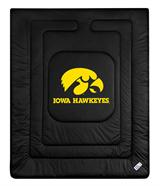 Iowa U Hawkeyes Locker Room Comforter