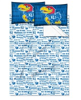 "Kansas Jayhawks ""Anthem"" Full Sheet Set"
