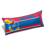 "Kansas Jayhawks ""Seal"" Body Pillow"