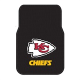 Kansas City Chiefs Car Floor Mat Set