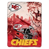 "Kansas City Chiefs NFL ""Heritage"" Silk Touch Throw"
