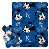 "Kansas City Royals MLB ""Mickey"" Hugger with Throw"