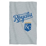 Kansas City Royals MLB Sweatshirt Throw