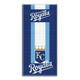"Kansas City Royals MLB ""Zone Read"" Beach Towel"