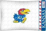 Kansas U Jayhawks Micro Fiber Pillow Case