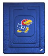 Kansas U Jayhawks Locker Room Comforter