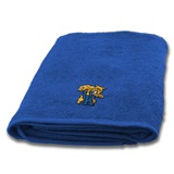 Kentucky Applique Bath Towel