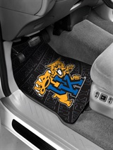 Kentucky Car Floor Mat Set