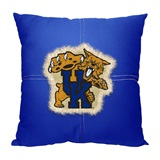 "Kentucky ""Letterman"" Pillow"