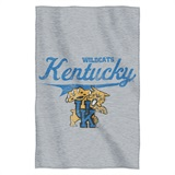 Kentucky Sweatshirt Throw