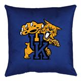 Kentucky U Wildcats Locker Room Decorative Pillow