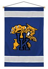Kentucky U Wildcats Sidelines Wallhanging