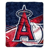"Los Angeles Angels  MLB ""Big Stick"" Sherpa Throw"