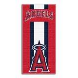 "Los Angeles Angels MLB ""Zone Read"" Beach Towel"