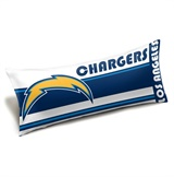 "Los Angeles Chargers NFL ""Seal"" Body Pillow"
