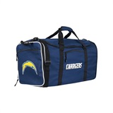 "Los Angeles Chargers NFL ""Steal"" Duffel"