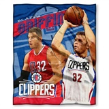 Los Angeles Clippers Blake Griffin NBA Players HD Silk Touch Throw
