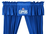 Los Angeles Clippers Valance