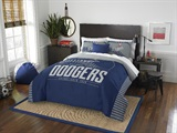 "Los Angeles Dodgers MLB ""Grand Slam"" FullQueen Comforter Set"
