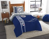 "Los Angeles Dodgers MLB ""Soft & Cozy"" Twin Comforter Set"