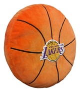 Los Angeles Lakers NBA Basketball Shaped 3D Pillow