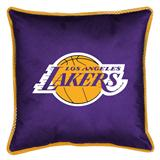 Los Angeles Lakers Sidelines Toss Pillow