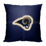 Los Angeles Rams NFL Letterman Pillow