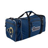 "Los Angeles Rams NFL ""Steal"" Duffel"