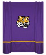 Louisiana St Tigers MVP Shower Curtain