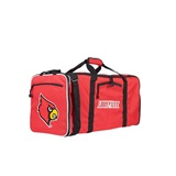 "Louisville Cardinals  NCAA ""Steal"" Duffel"
