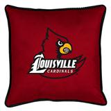 Louisville Cardinals Sidelines Decorative Pillow