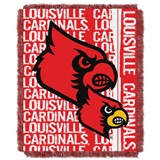 "Louisville ""Double Play"" Woven Jacquard Throw"