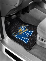 Memphis Car Floor Mat Set