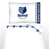 Memphis Grizzlies Micro Fiber Sheet Set Twin