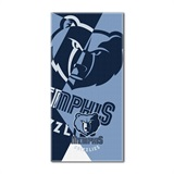 "Memphis Grizzlies NBA ""Puzzle"" Oversized Beach Towel"