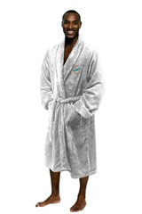 Miami Dolphins NFL Men's Bath Robe