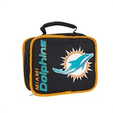 "Miami Dolphins NFL ""Sacked"" Lunch Cooler"