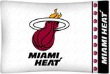 Miami Heat Micro Fiber Pillow Case Logo