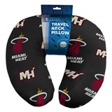 Miami Heat NBA Beaded Neck Pillow