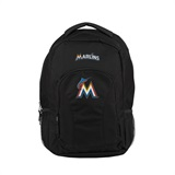 "Miami Marlins MLB ""Draft Day"" Backpack"