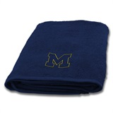 Michigan Applique Bath Towel